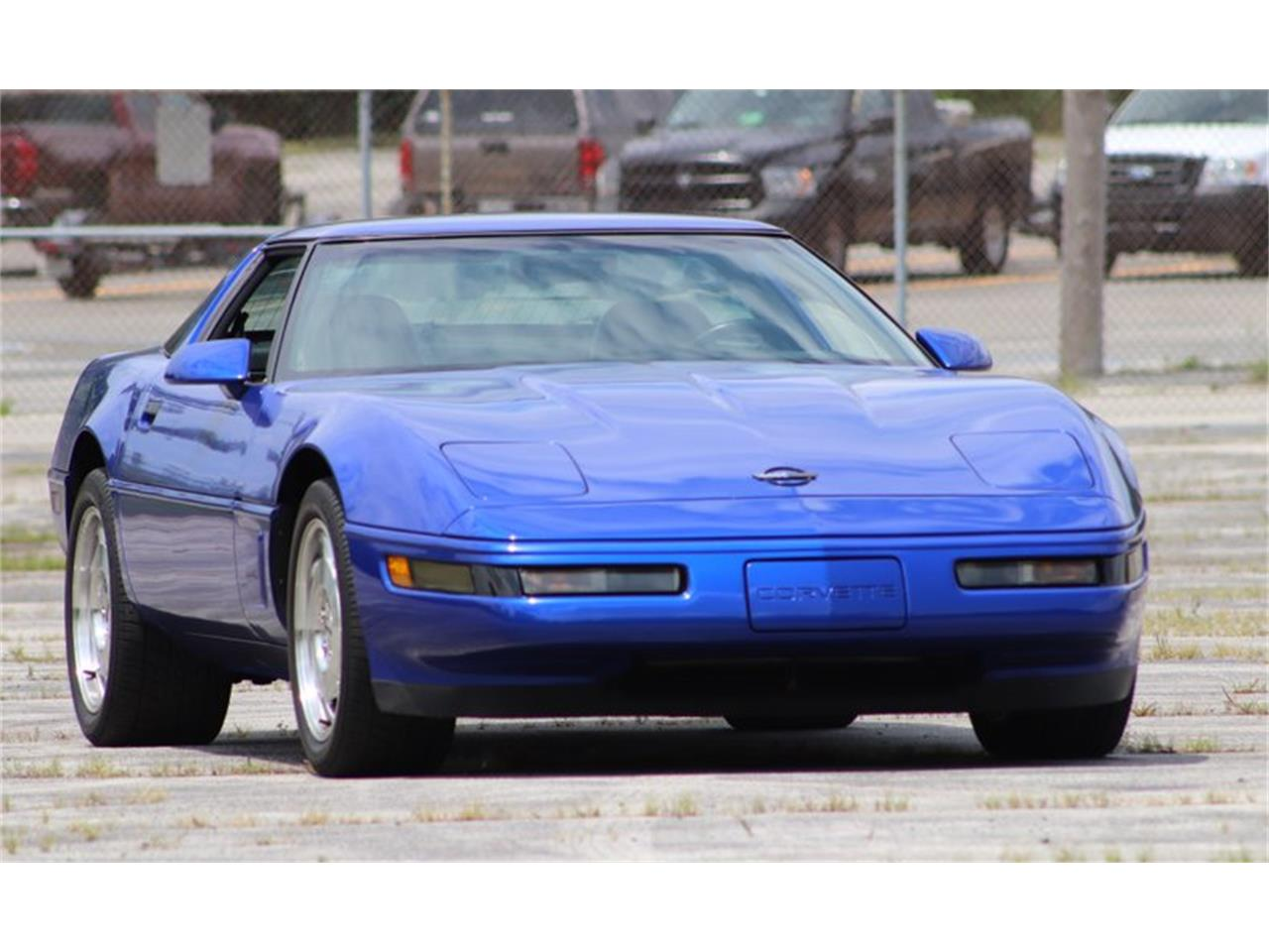 1995 Chevrolet Corvette for sale in Alsip, IL – photo 74