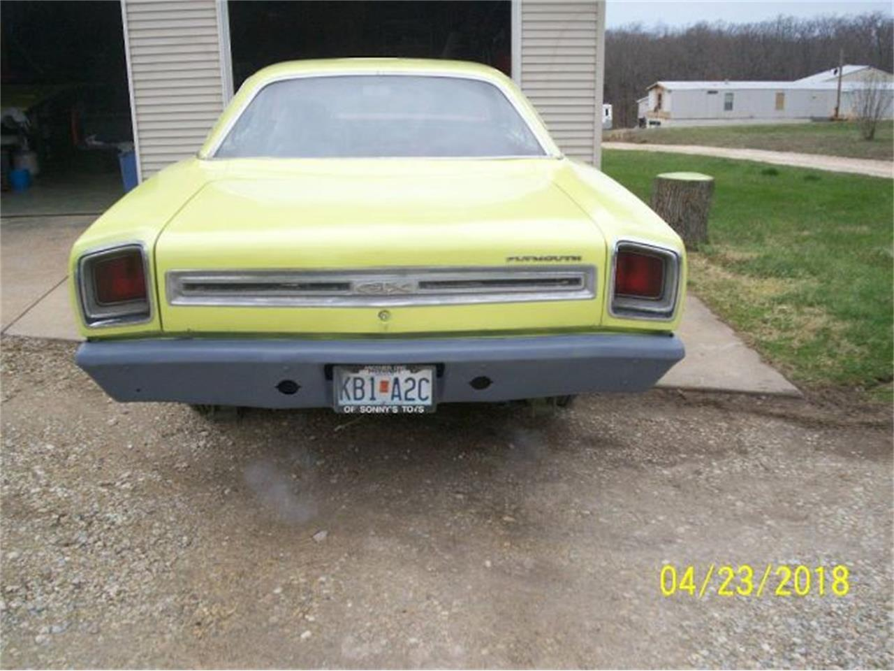 1969 Plymouth GTX for sale in Cadillac, MI – photo 6