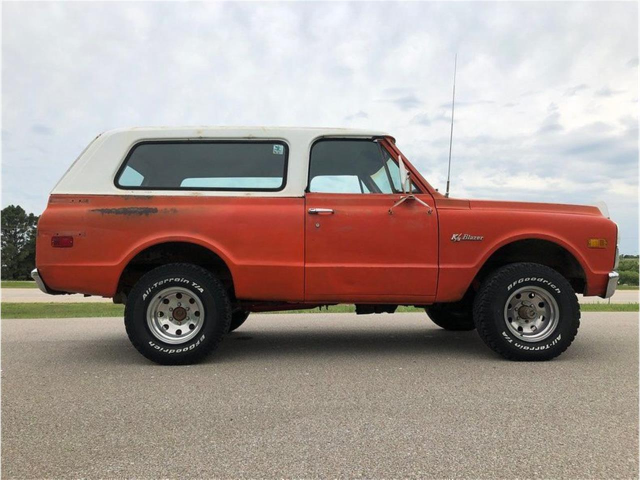 1972 Chevrolet Blazer for sale in Lincoln, NE – photo 20