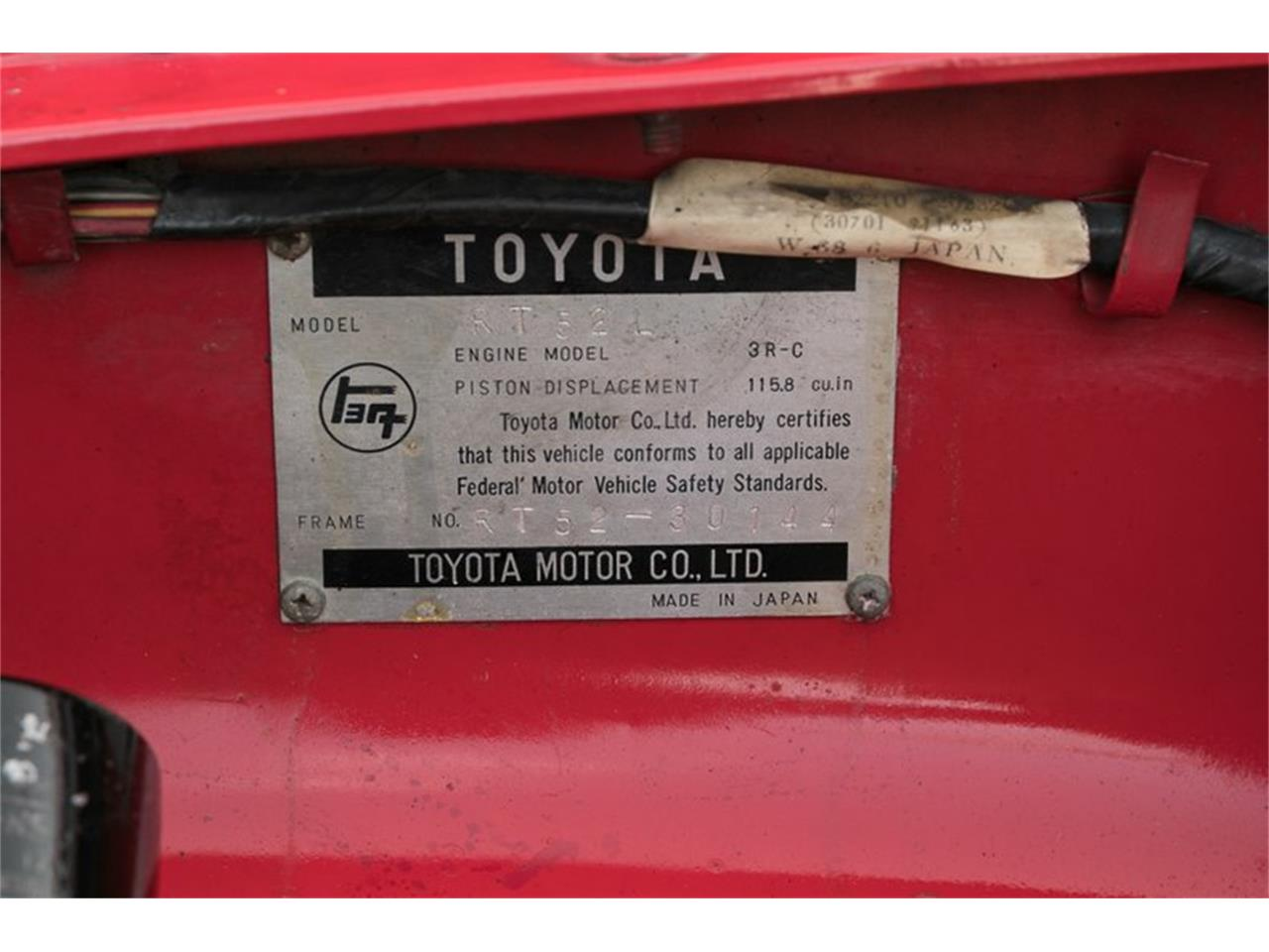 1969 Toyota Corona for sale in St. Charles, MO – photo 27