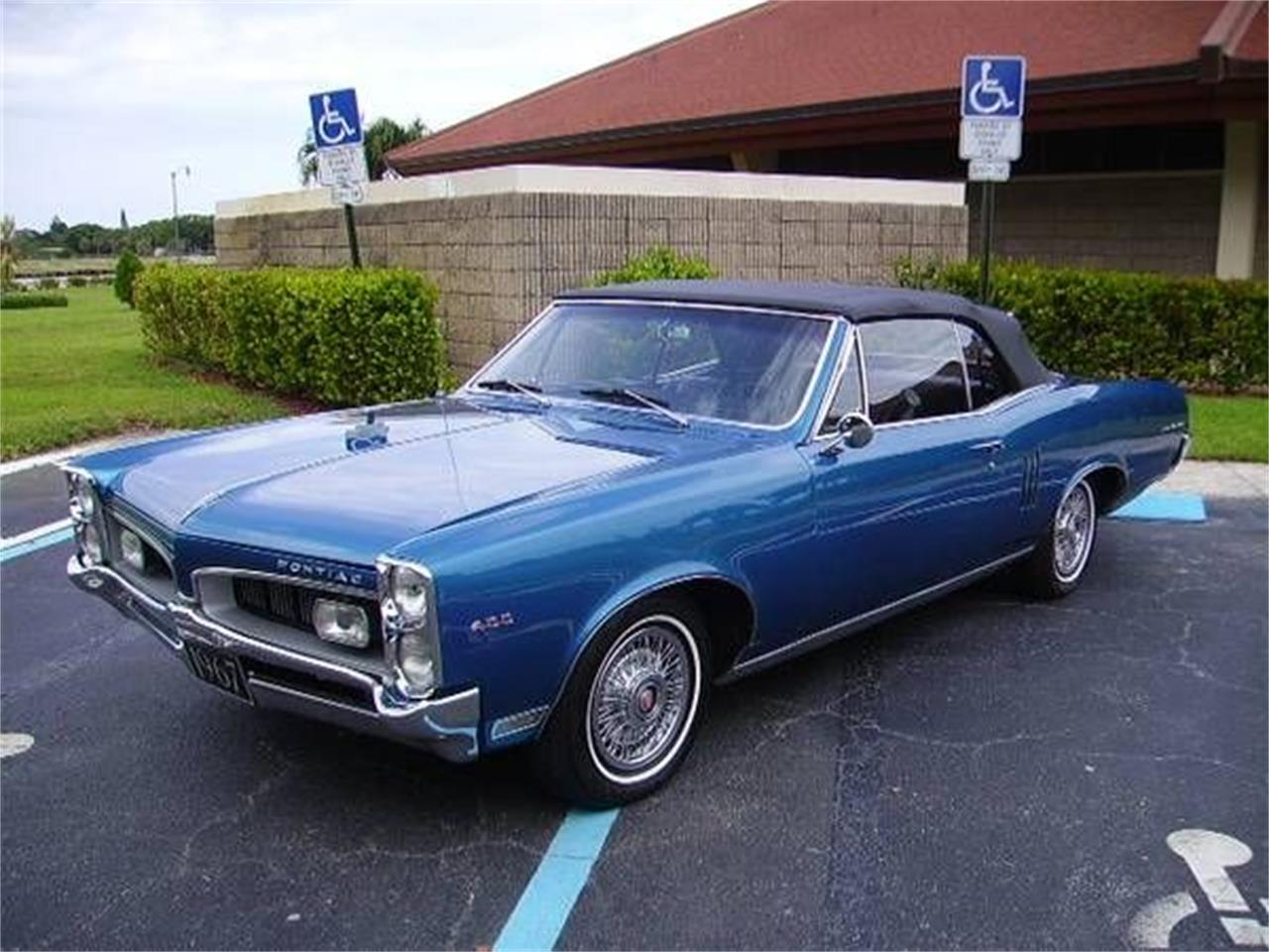 1967 Pontiac LeMans for sale in Cadillac, MI – photo 7