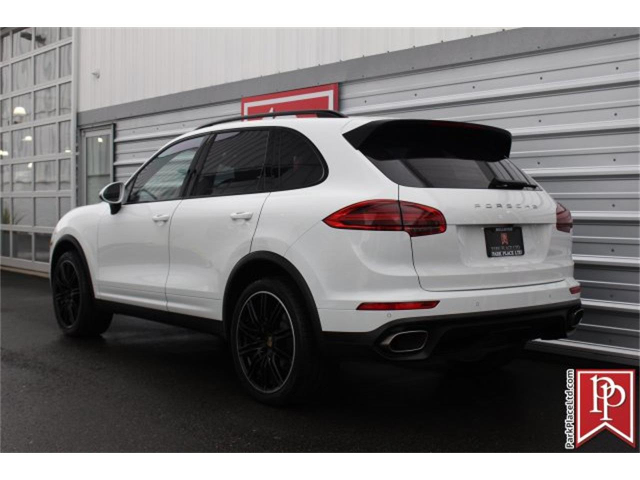 2015 Porsche Cayenne for sale in Bellevue, WA – photo 5