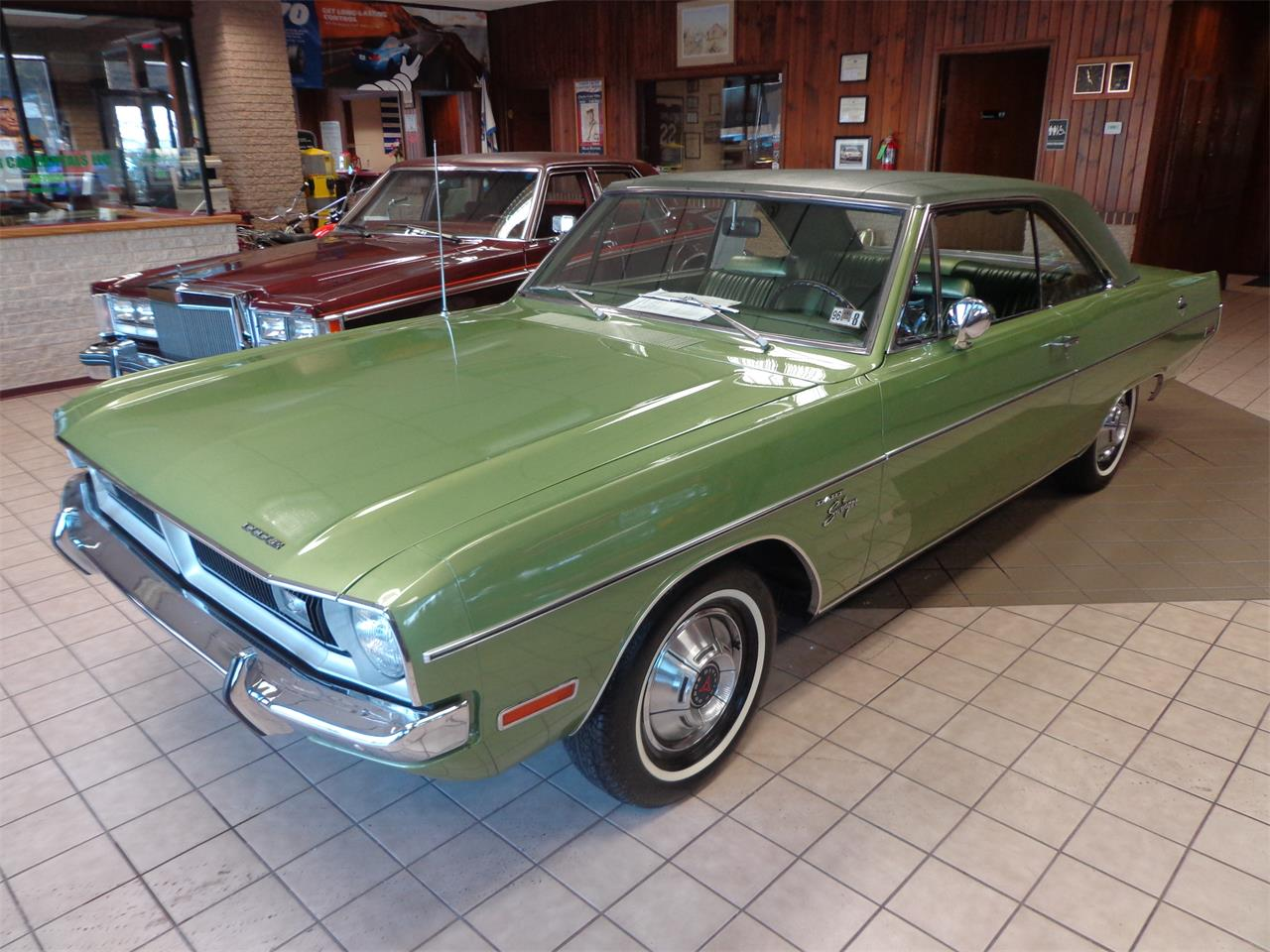 1971 Dodge Dart Swinger for sale in Mill Hall, PA