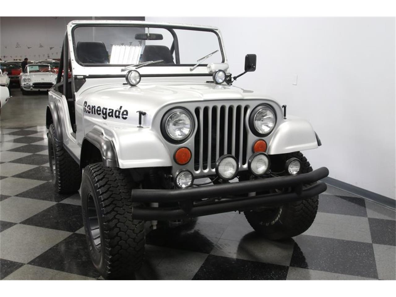 1971 Jeep CJ5 for sale in Concord, NC – photo 17