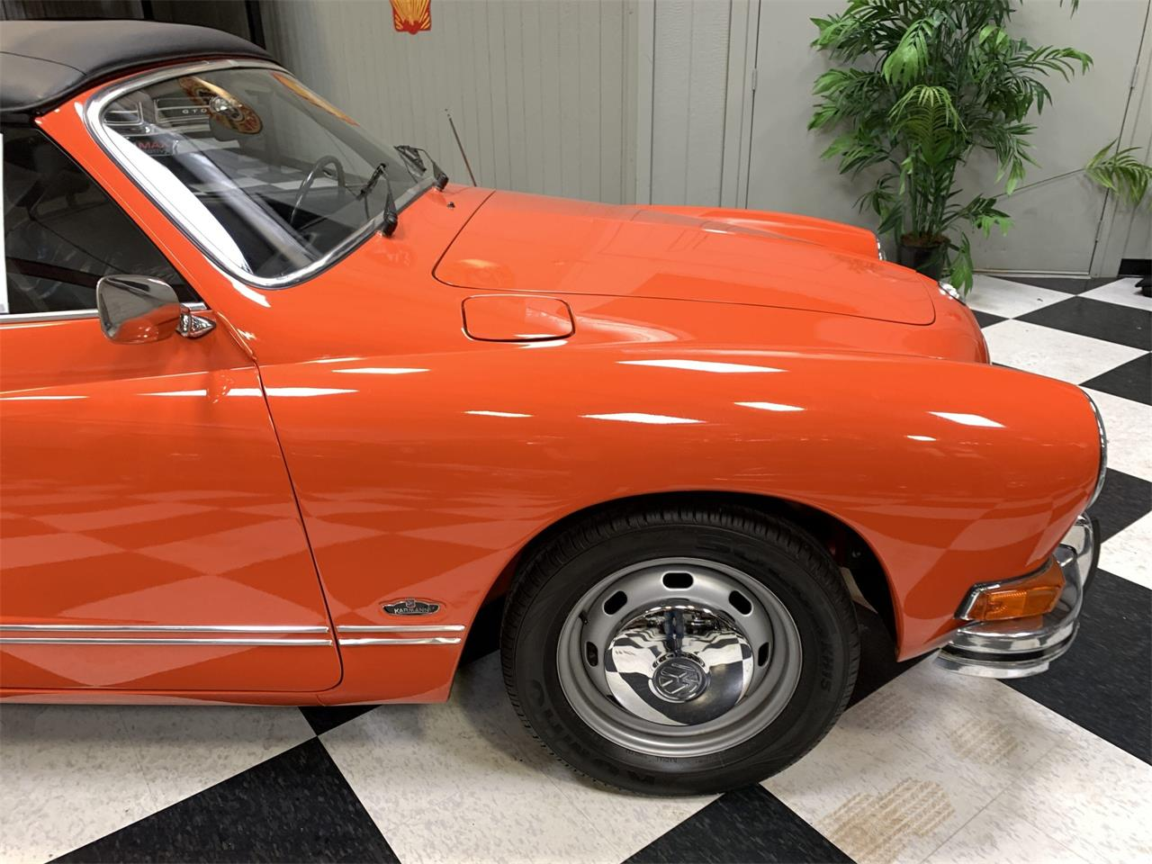 1974 Volkswagen Karmann Ghia for sale in Pittsburgh, PA – photo 13