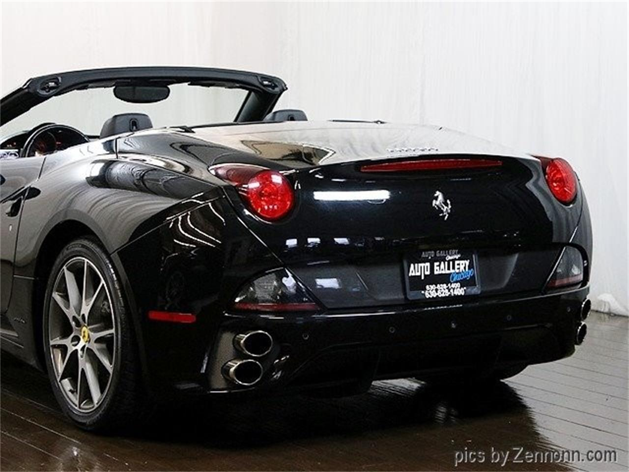 2011 Ferrari California for sale in Addison, IL – photo 8