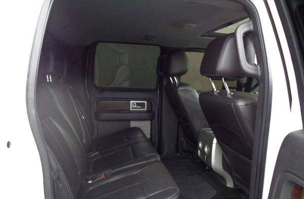 "2012 Ford F-150 2WD SuperCrew 145"" Lariat - cars & trucks - by... for sale in Miami, FL – photo 15"