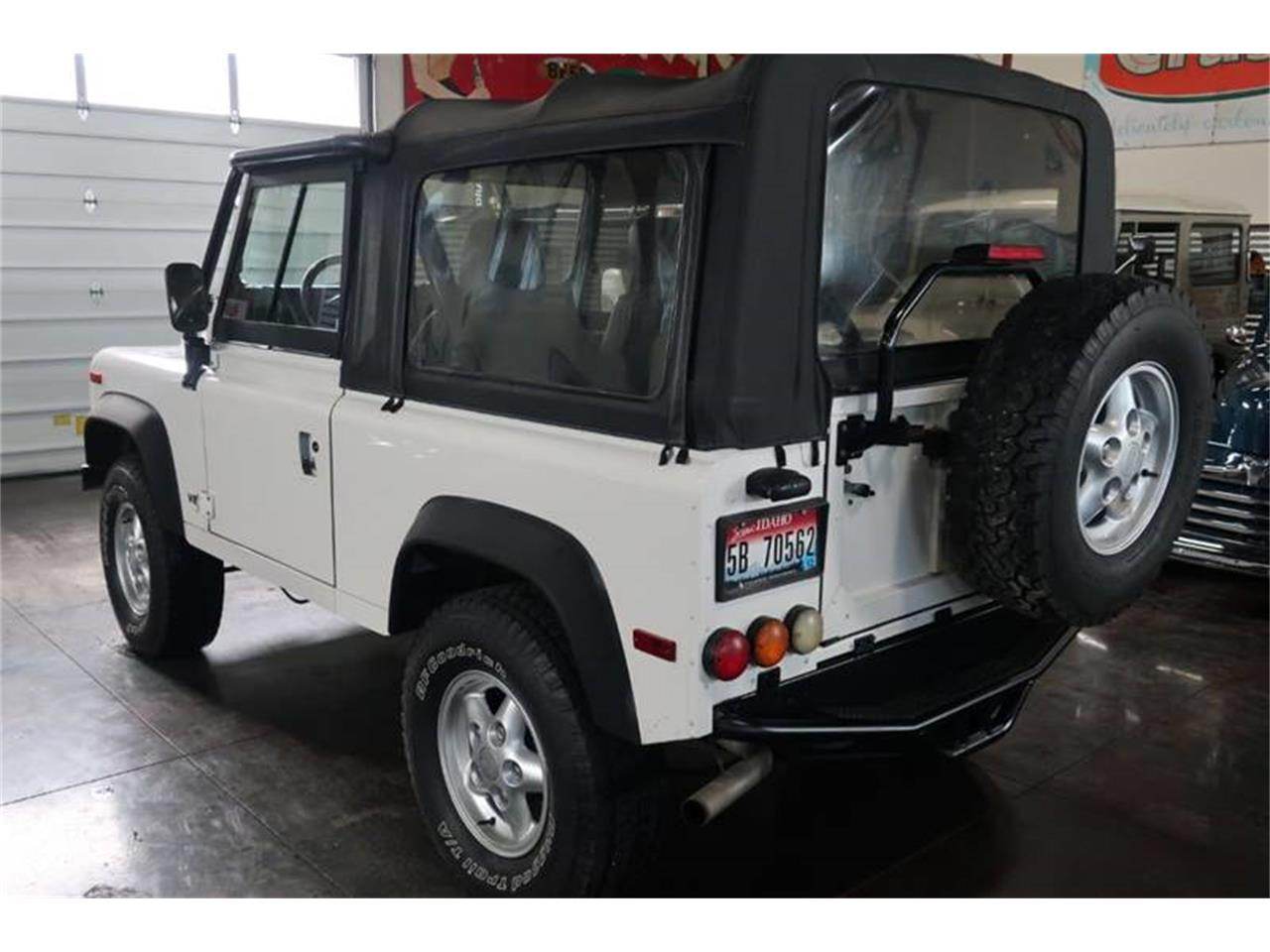 1995 Land Rover Defender for sale in Hailey, ID – photo 14