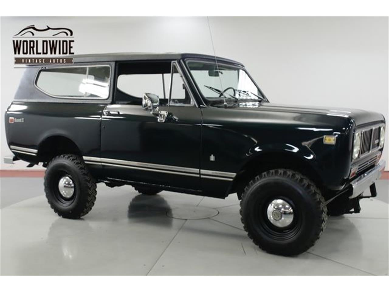 1973 International Scout for sale in Denver , CO – photo 3