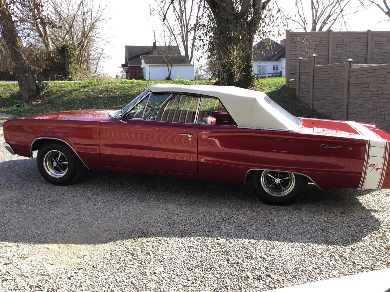 1966 Dodge Coronet 440 For Sale In Albion Il Classiccarsbay Com