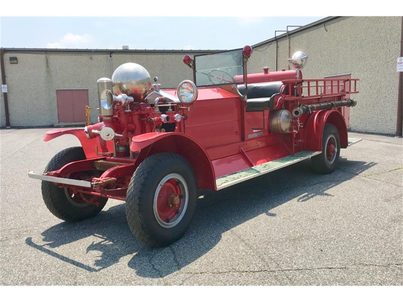 1920 Ahrens-Fox Fire Truck for sale in Morgantown, PA