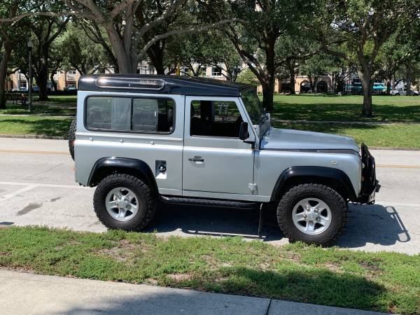 1990 Land Rover Defender 90 for sale in SAINT PETERSBURG, FL – photo 2