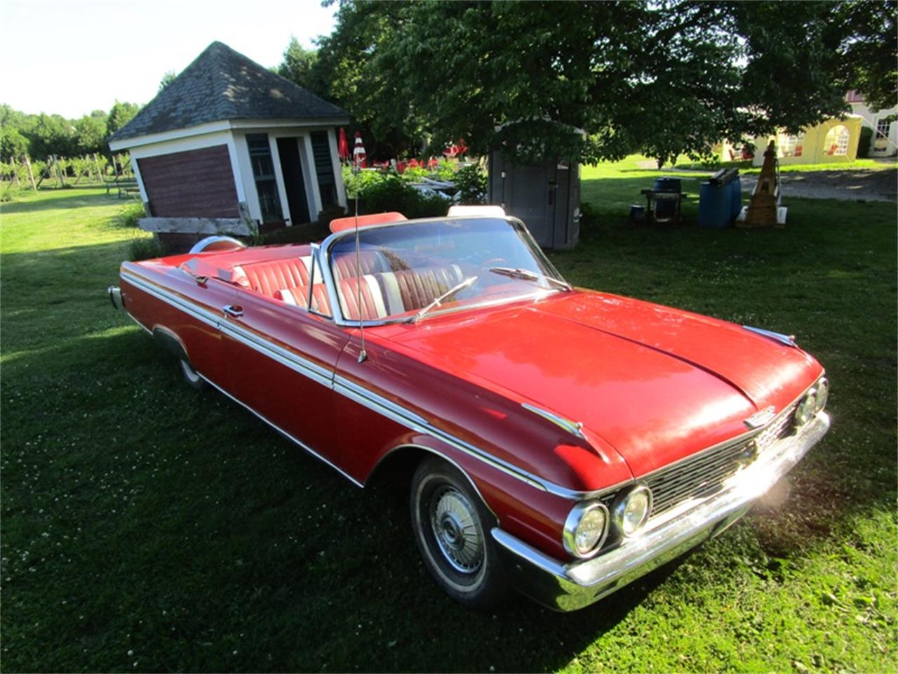 1962 Ford Galaxie 500 Sunliner for sale in Middletown, CT – photo 9