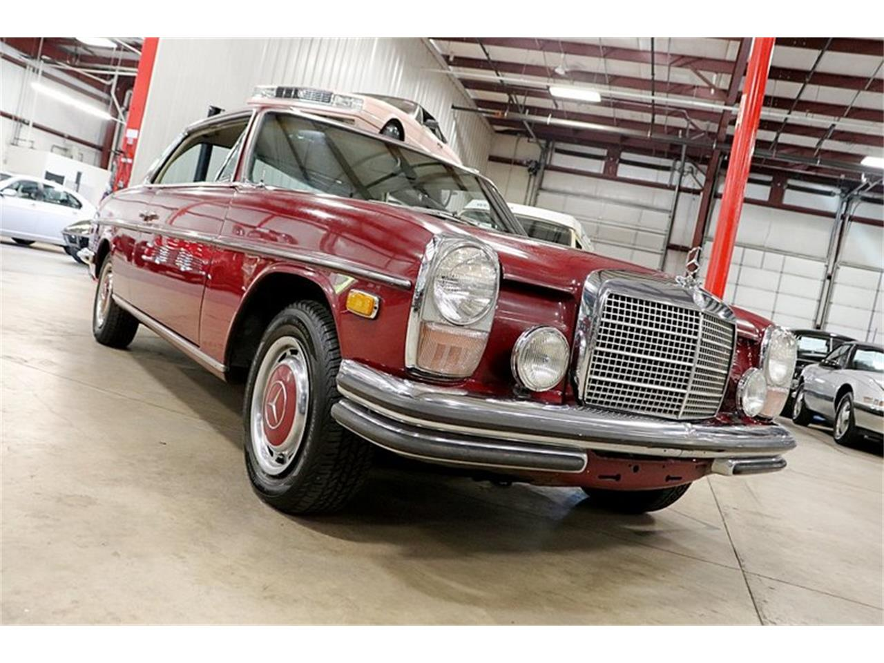 1971 Mercedes-Benz 250C for sale in Kentwood, MI – photo 100