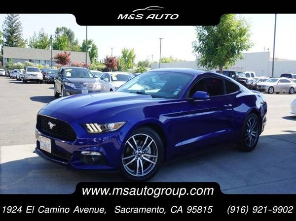 2016 Ford Mustang EcoBoost Coupe for sale in Sacramento , CA