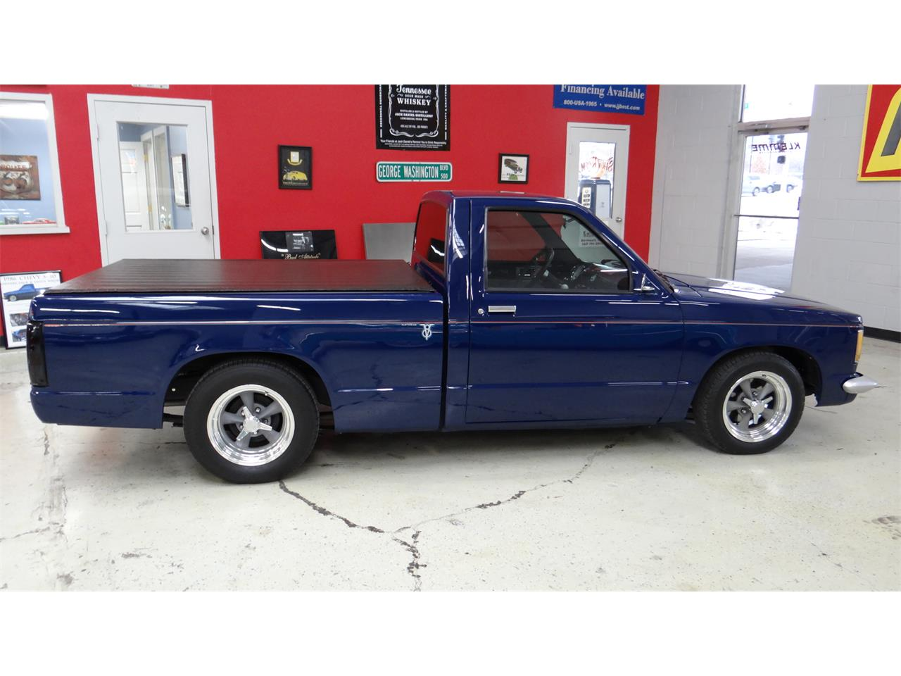 1986 Chevrolet S10 for sale in Davenport, IA – photo 2