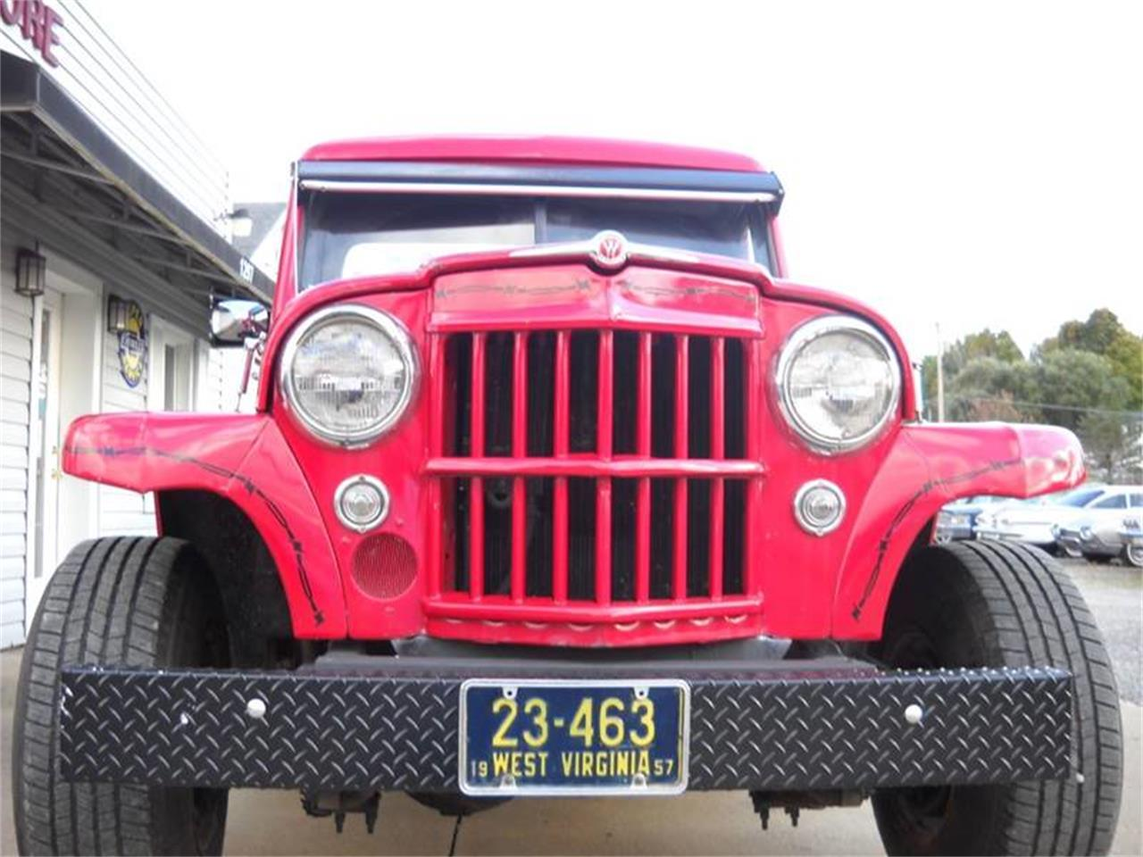 1957 Jeep Willys for sale in Ashland, OH / ClassicCarsBay com
