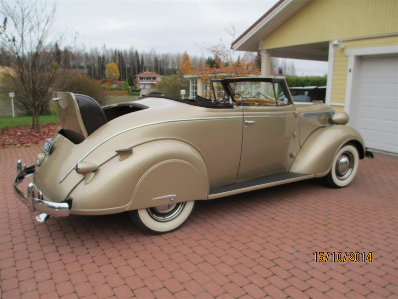 1937 Chrysler Royal for sale in Helsinki, Vantaa