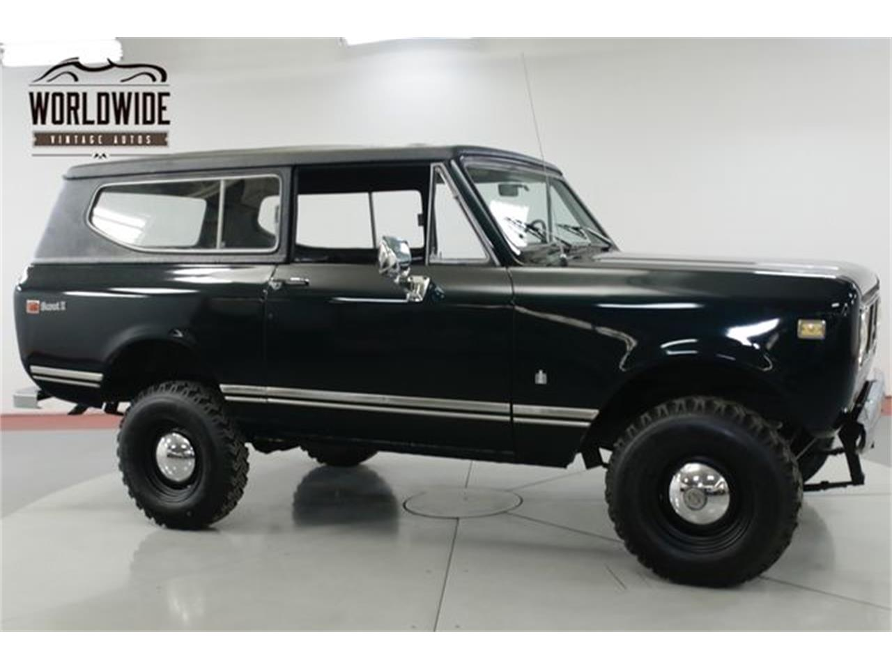 1973 International Scout for sale in Denver , CO – photo 5
