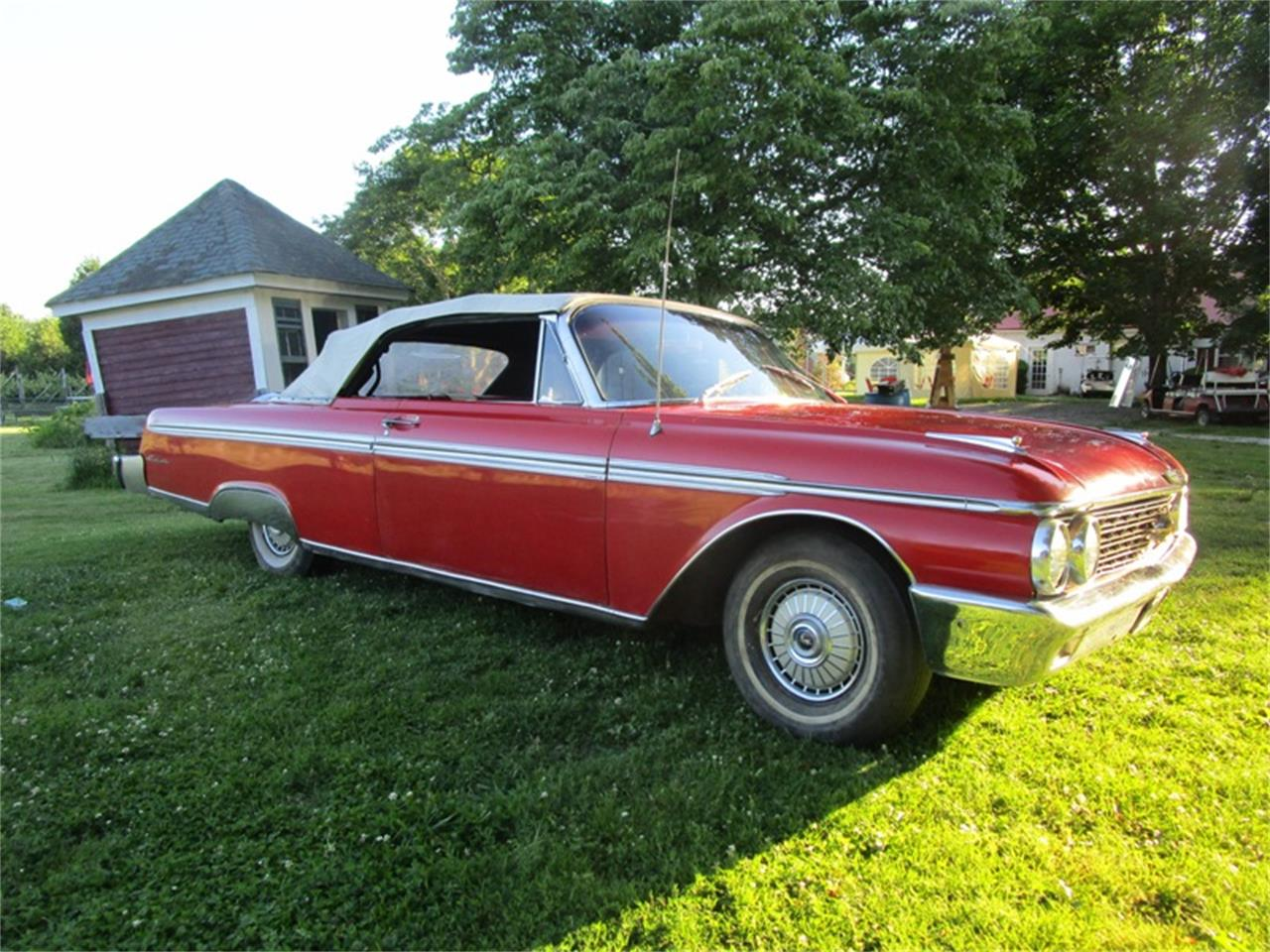 1962 Ford Galaxie 500 Sunliner for sale in Middletown, CT – photo 36