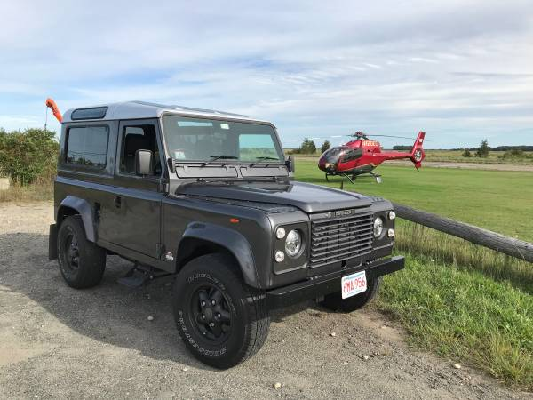 1987 Land Rover Defender 90 for sale in Newburyport, MA – photo 5