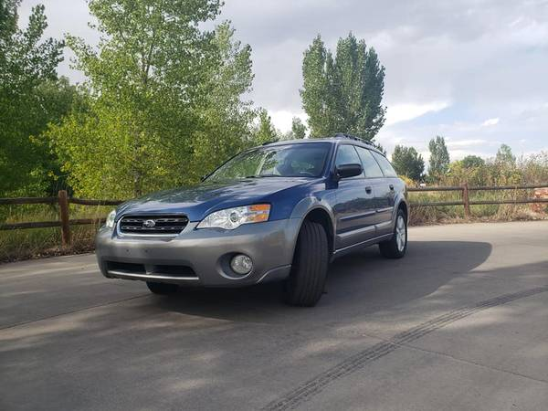 2007 subaru outback for sale in fort collins co classiccarsbay com classiccarsbay