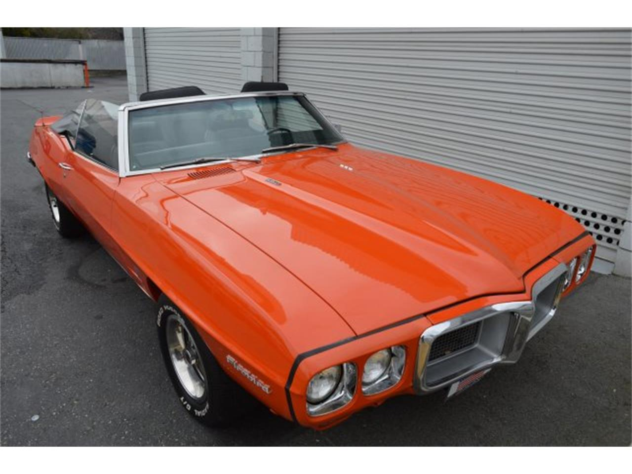 1968 Pontiac Firebird for sale in San Jose, CA – photo 24