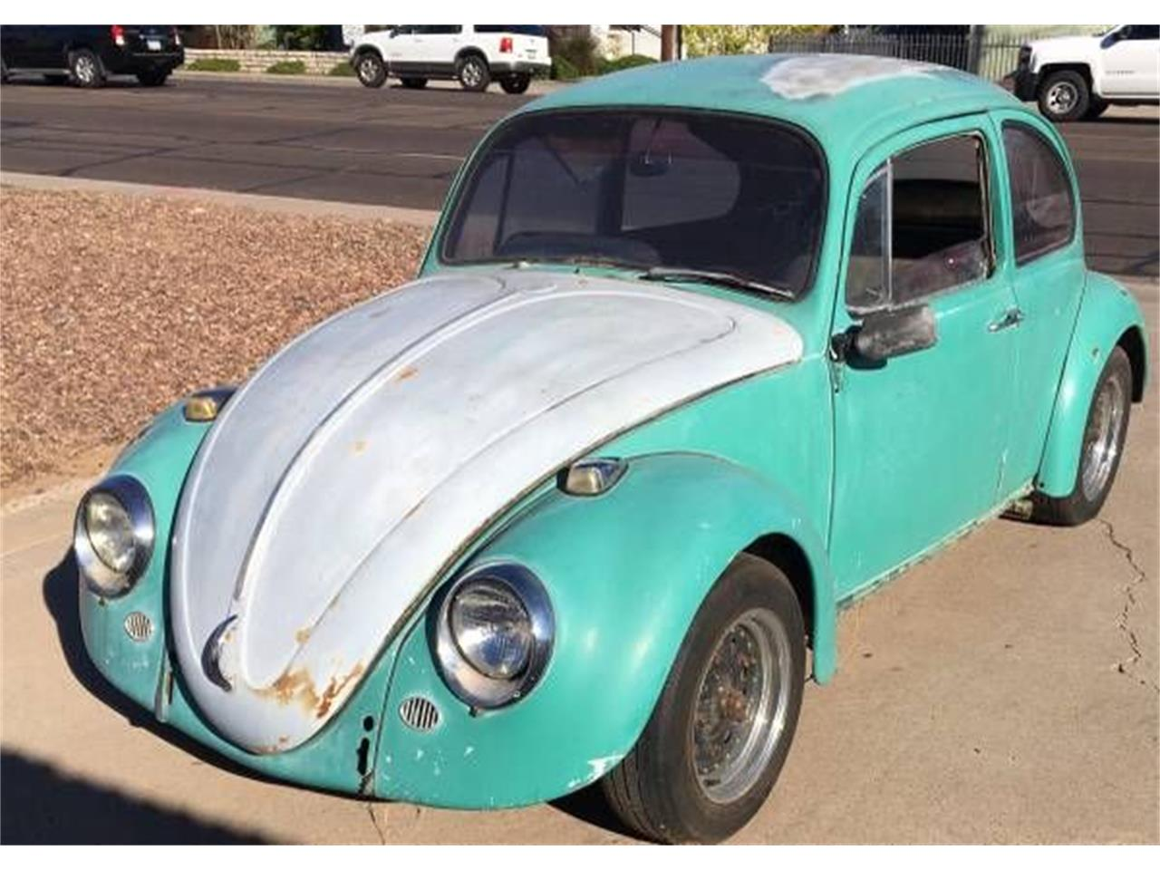 1965 Volkswagen Beetle for sale in Cadillac, MI