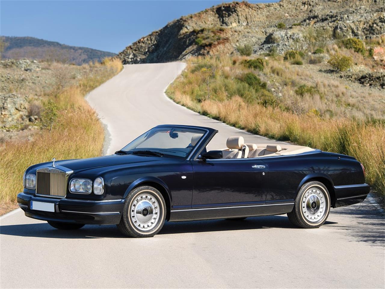 2000 Rolls-Royce Corniche for sale in Essen, Other