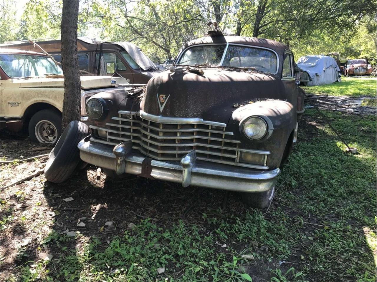 1946 LaSalle 52 for sale in Midlothian, TX