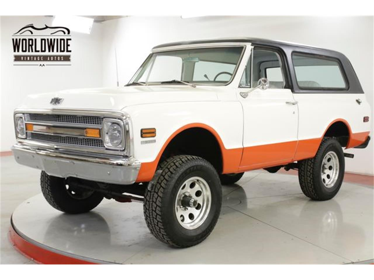 1969 Chevrolet Blazer for sale in Denver , CO – photo 2
