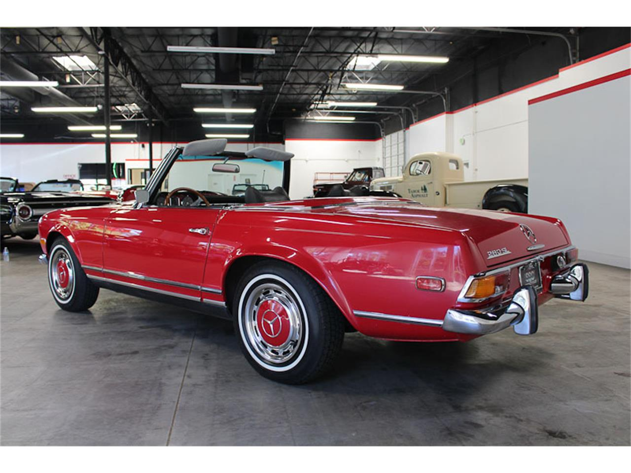 1970 Mercedes-Benz 280SL for sale in Fairfield, CA – photo 23