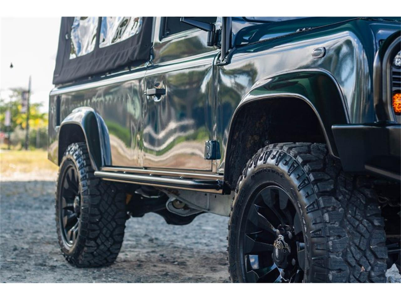 1997 Land Rover Defender for sale in Delray Beach, FL – photo 80