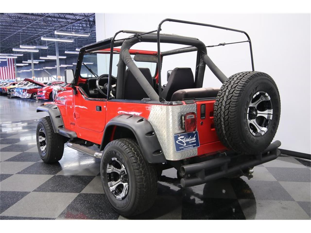 1989 Jeep Wrangler for sale in Lutz, FL – photo 9