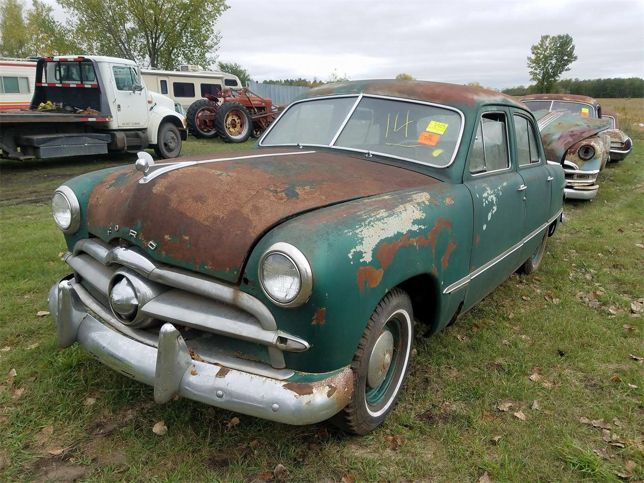 1949 Ford Sedan for sale in Thief River Falls, MN