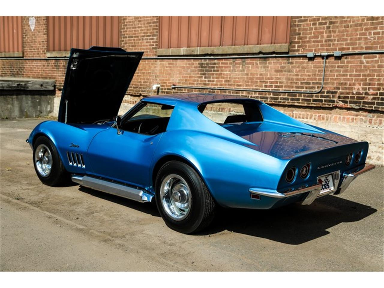 1969 Chevrolet Corvette for sale in Wallingford, CT – photo 9