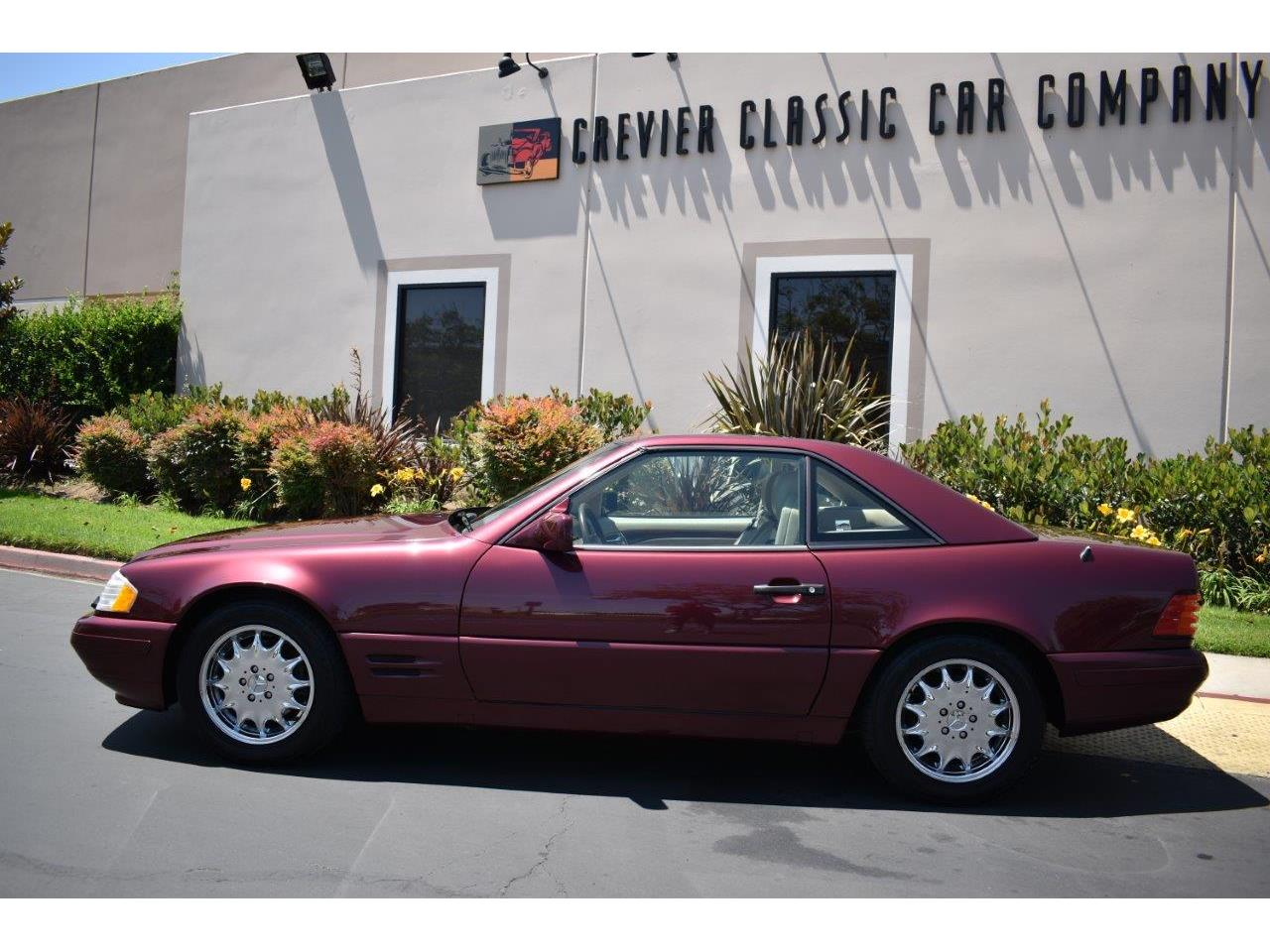 1996 Mercedes-Benz 500SL for sale in Costa Mesa, CA – photo 6