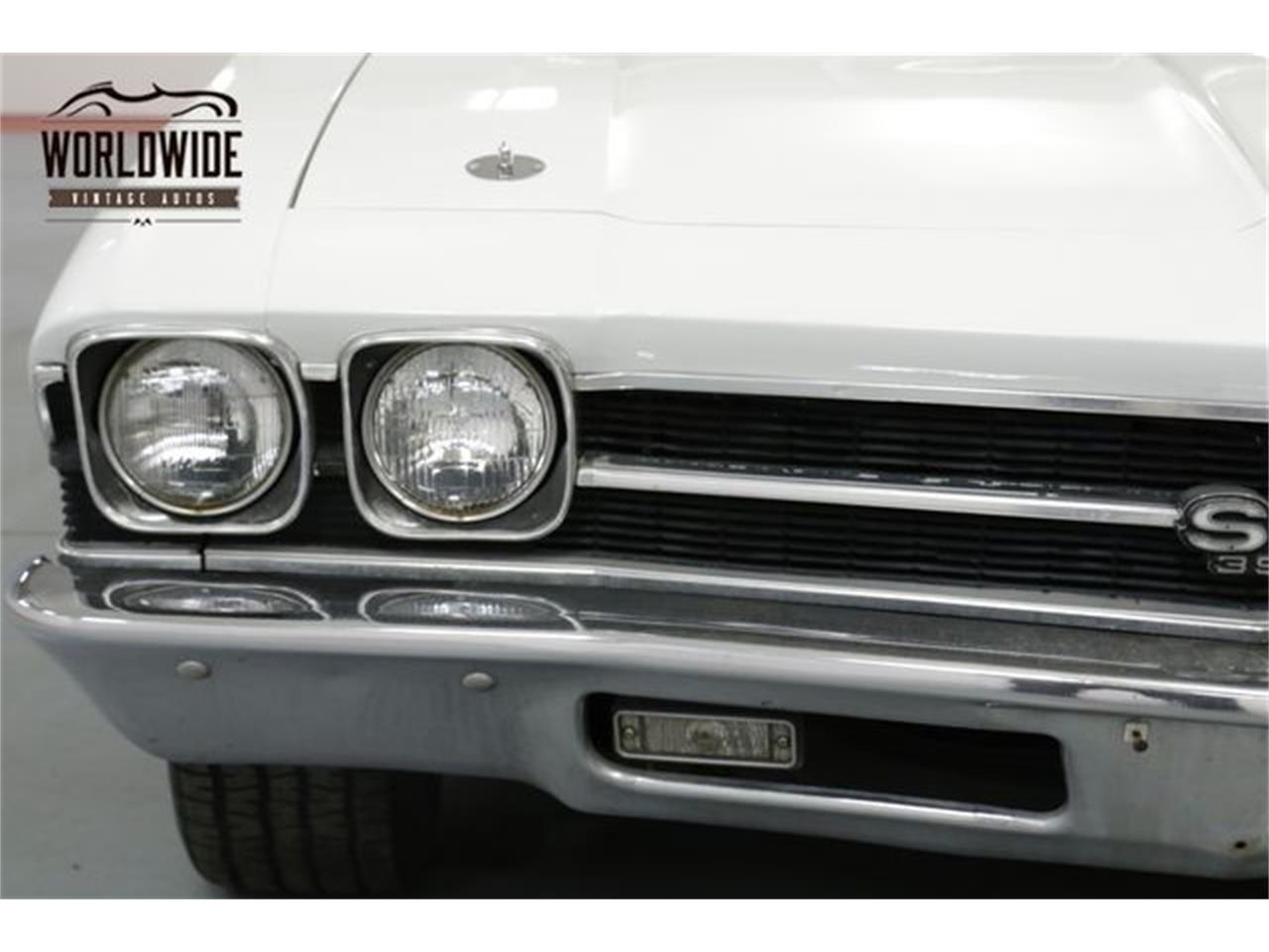 1969 Chevrolet Chevelle SS for sale in Denver , CO – photo 30