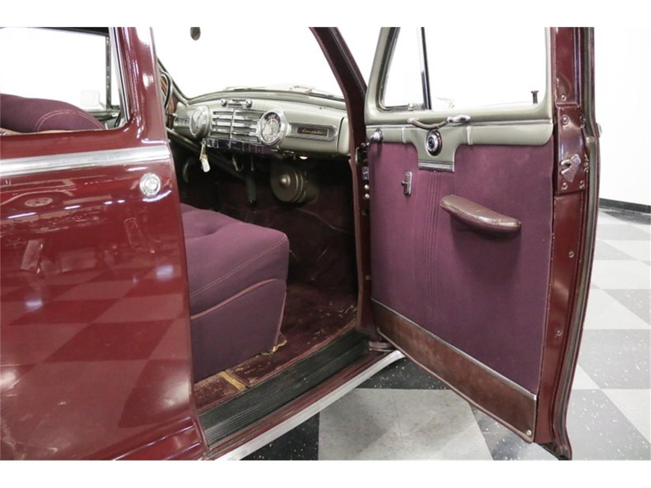 1946 Lincoln Zephyr for sale in Ft Worth, TX – photo 63