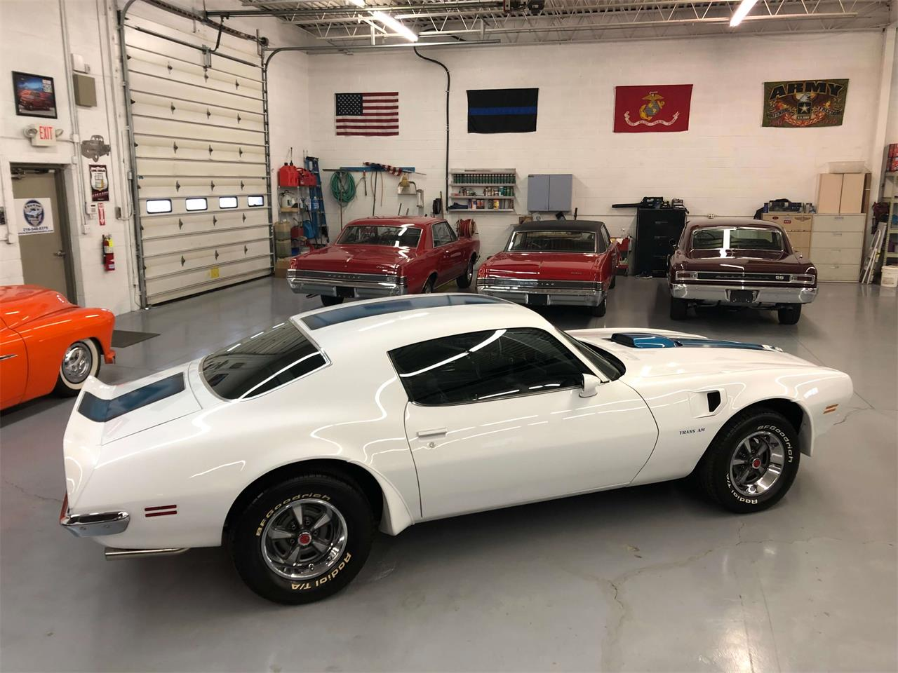1970 Pontiac Firebird Trans Am for sale in North Royalton, OH – photo 14