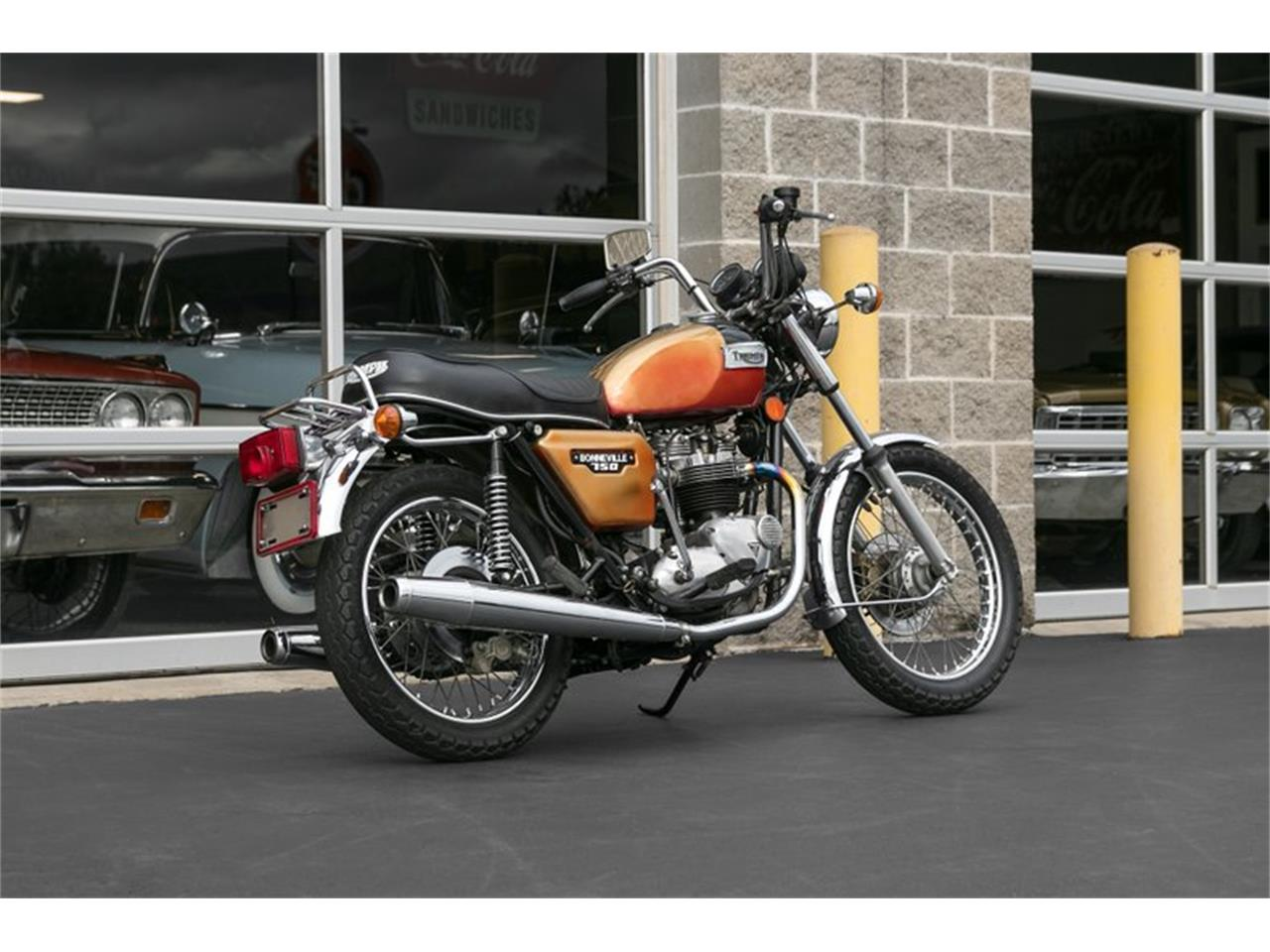 1979 Triumph Bonneville for sale in St. Charles, MO – photo 8