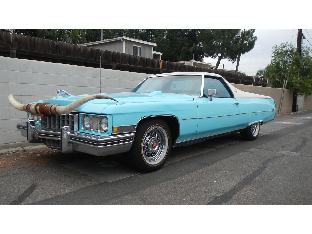 1973 Cadillac Eldorado for sale in Woodland Hills, CA – photo 3
