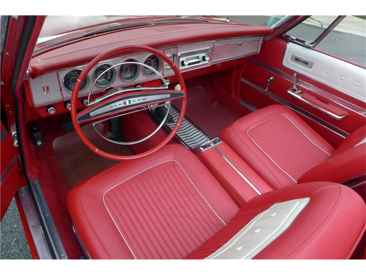 1964 Plymouth Sport Fury for sale in West Palm Beach, FL – photo 4