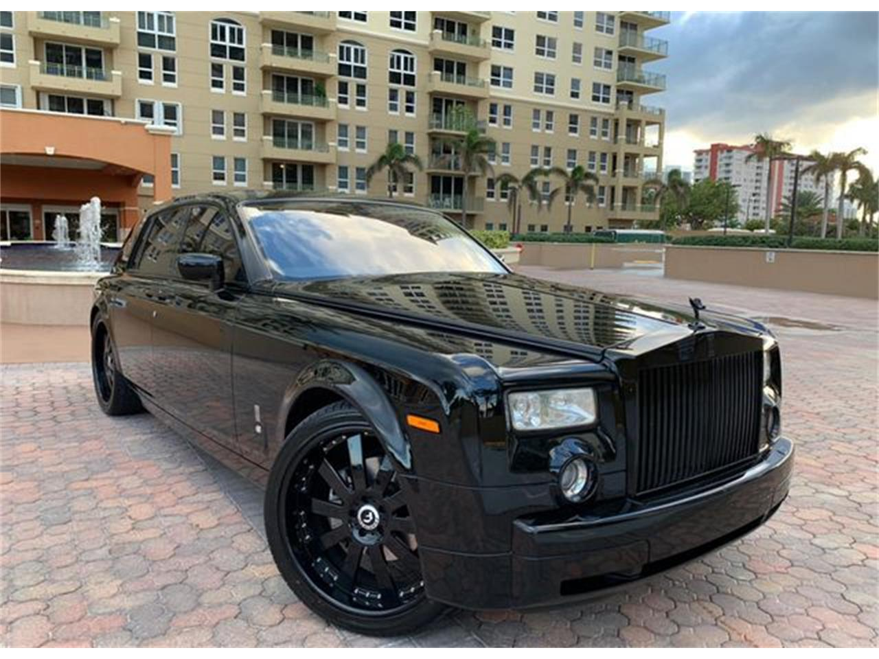 2006 Rolls-Royce Phantom for sale in Valley Park, MO – photo 79