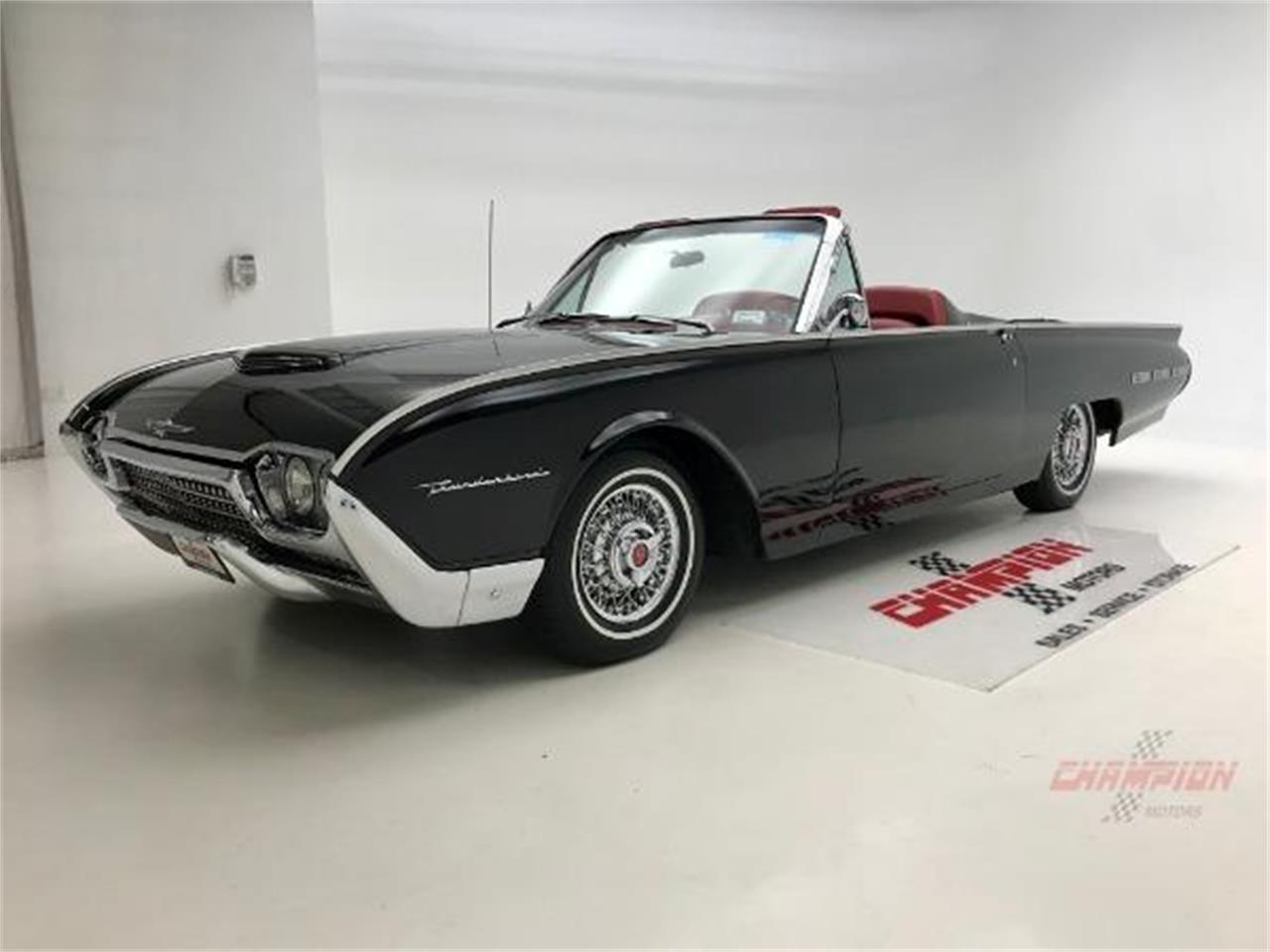1962 Ford Thunderbird for sale in Syosset, NY – photo 9