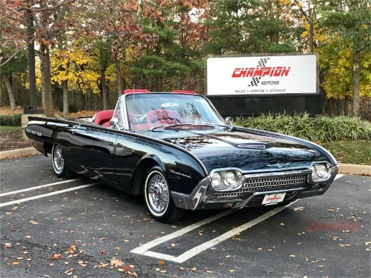 1962 Ford Thunderbird for sale in Syosset, NY – photo 2