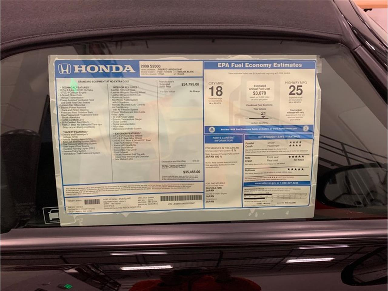 2009 Honda S2000 for sale in San Diego, CA – photo 44