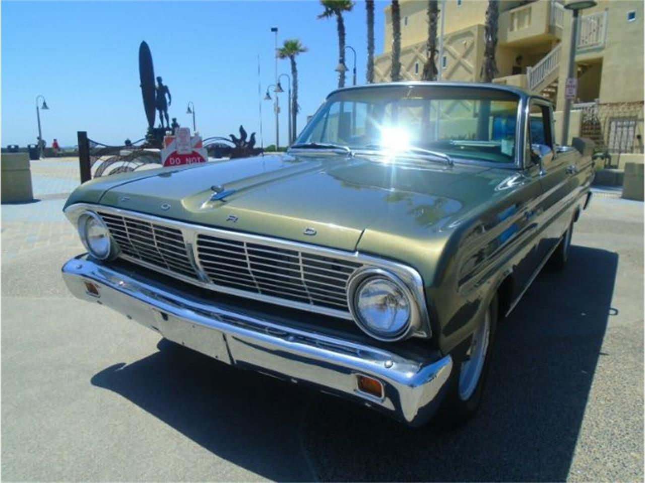 1965 Ford Ranchero for sale in Cadillac, MI