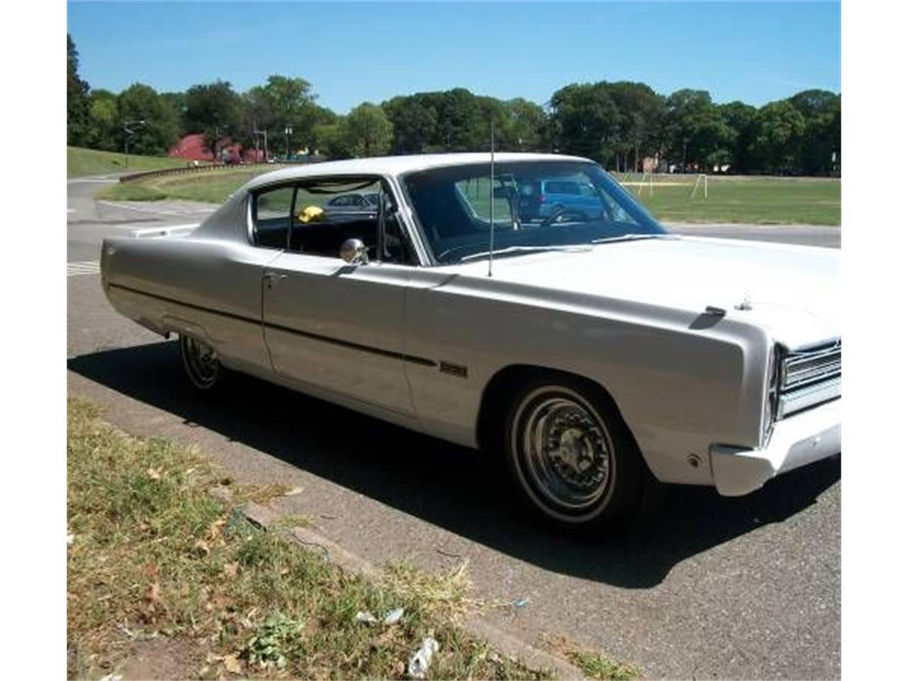 1968 Plymouth Fury III for sale in Cadillac, MI