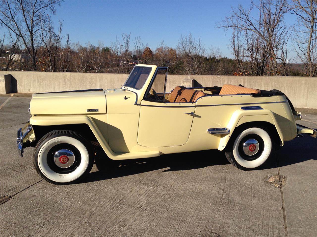 1949 Willys-Overland Jeepster for sale in Branson, MO – photo 4